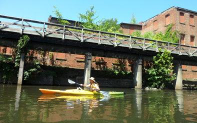 kayak hudson fishkill