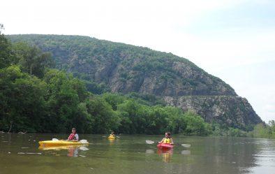 kayak hudson mountain